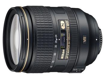 Nikon AFS 24-120 ED VR