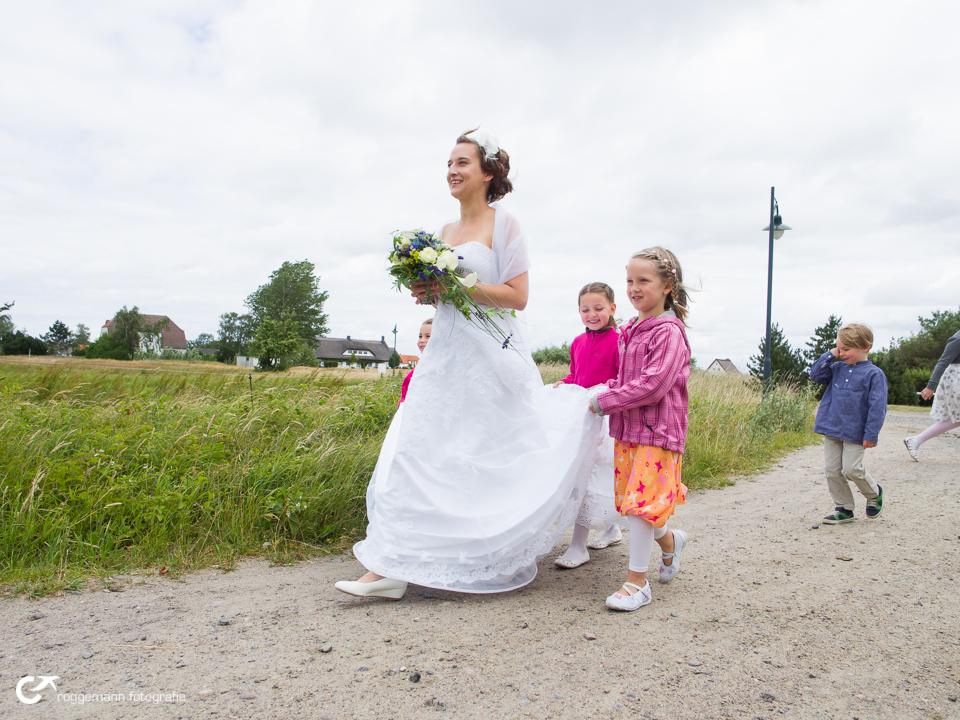 braut trifft bräutigam auf hiddensee