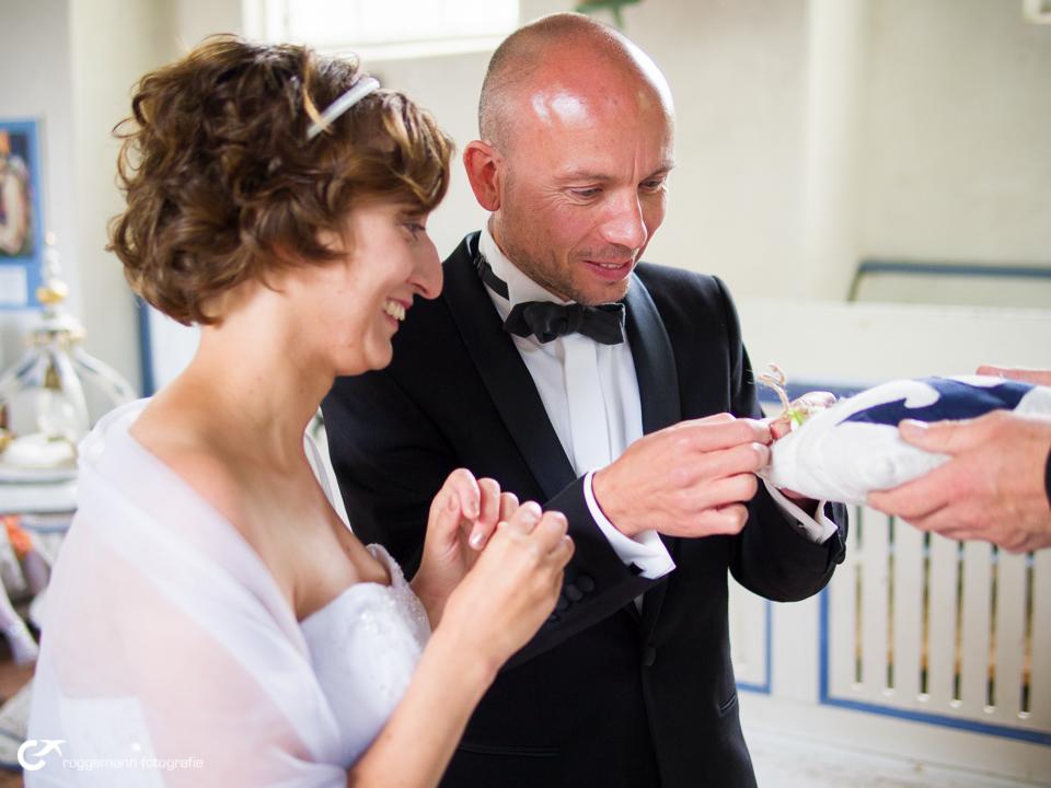 Heiraten in der Kirche auf Hiddensee