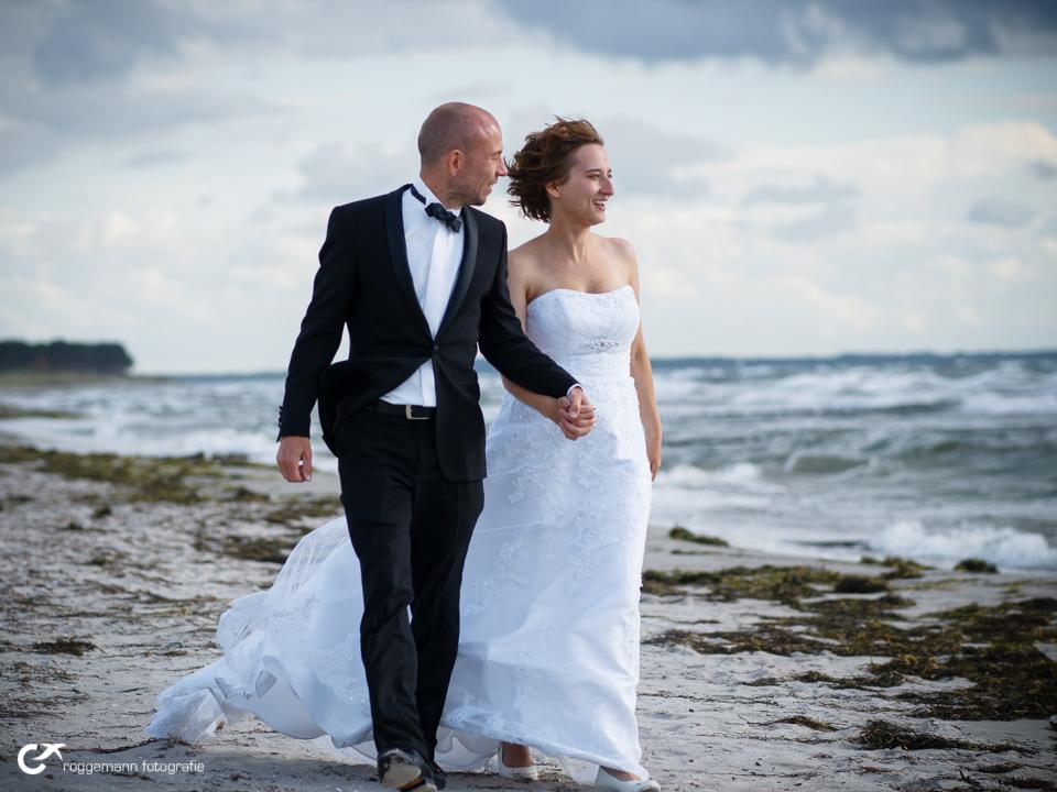 Hochzeit am Meer auf Rügen, Usedom und Hiddensee