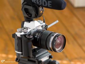Mit der Olympus E-M5 II fotografiere und filme ich die meisten Hochzeiten