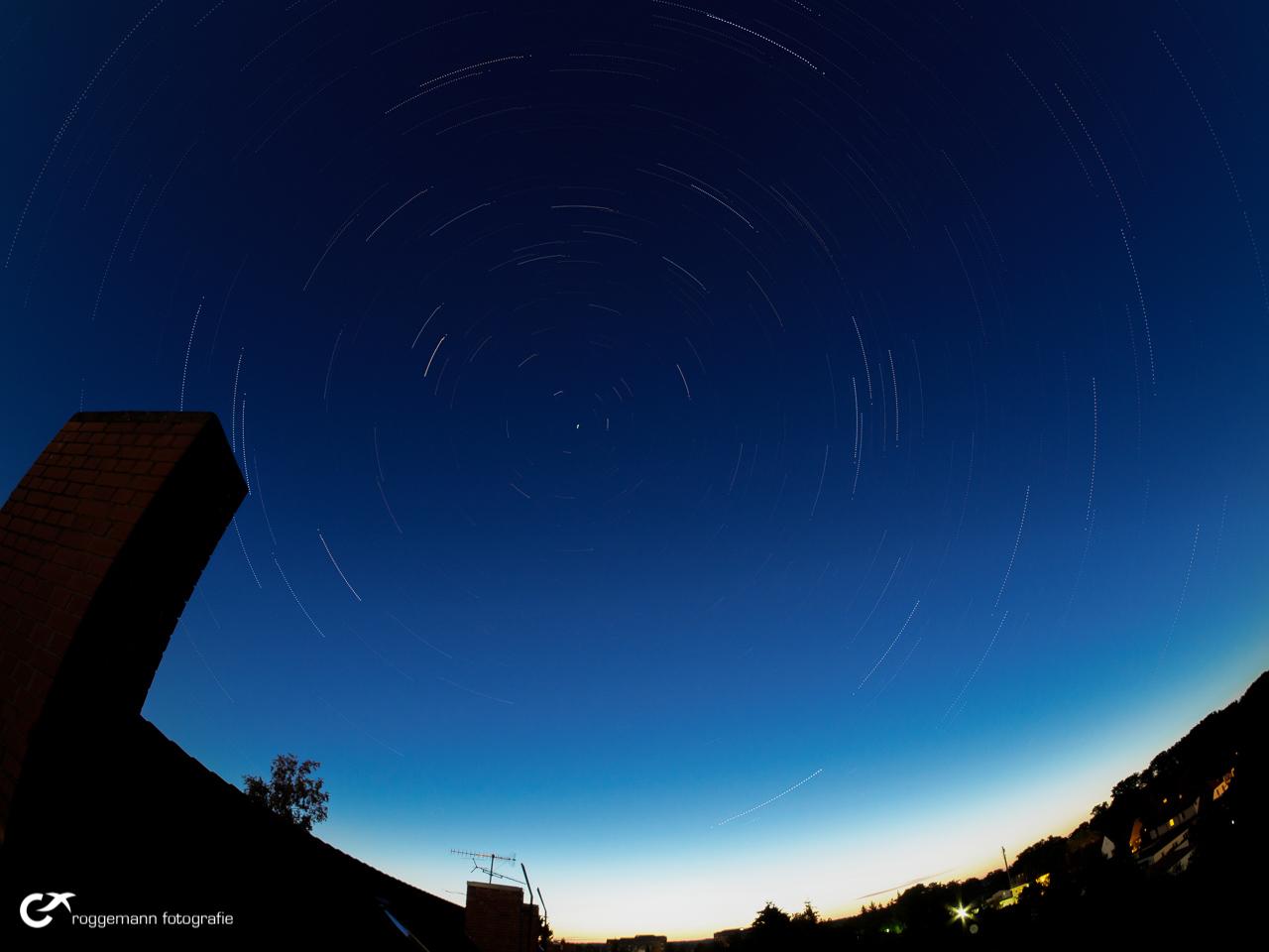 startrails sternenspuren fotografieren