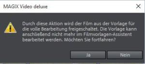 Magix_Filmvorlagen_weiter_bearbeiten
