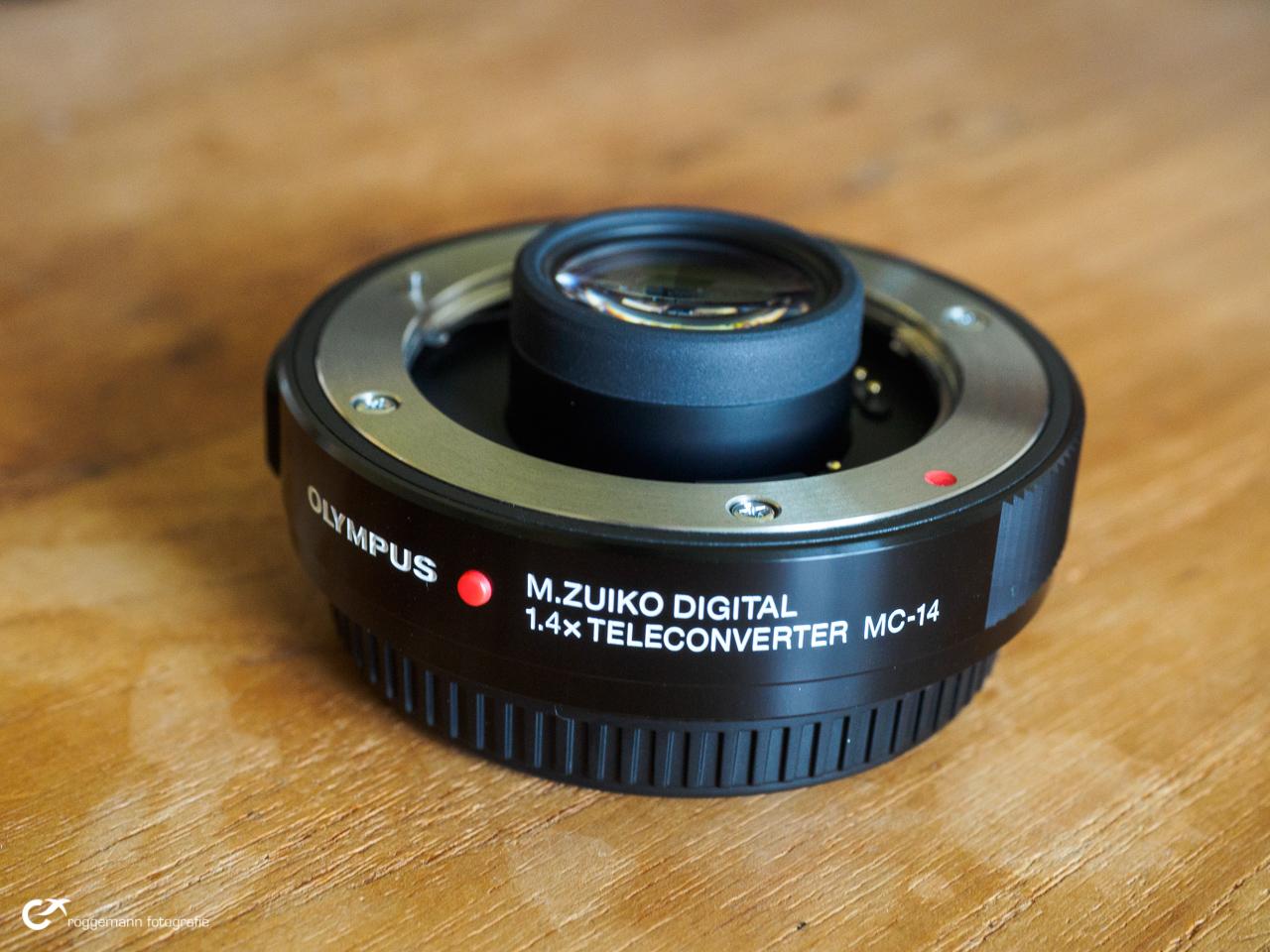 Olympus Teleconverter zum 40-150mm Teleobjektiv