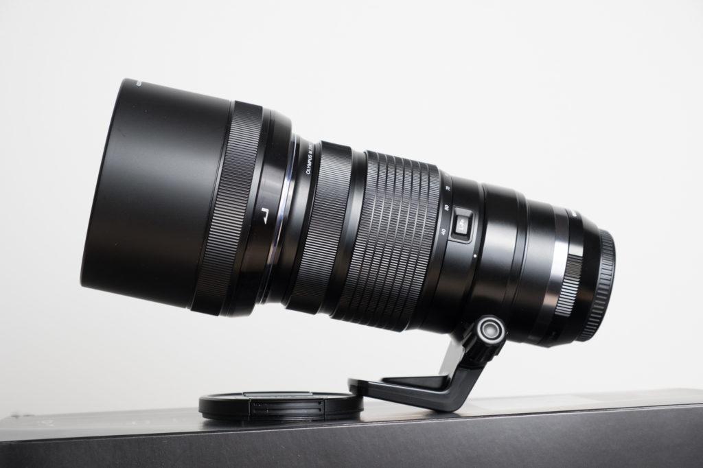 Foto meines Teleobjektives für ebay