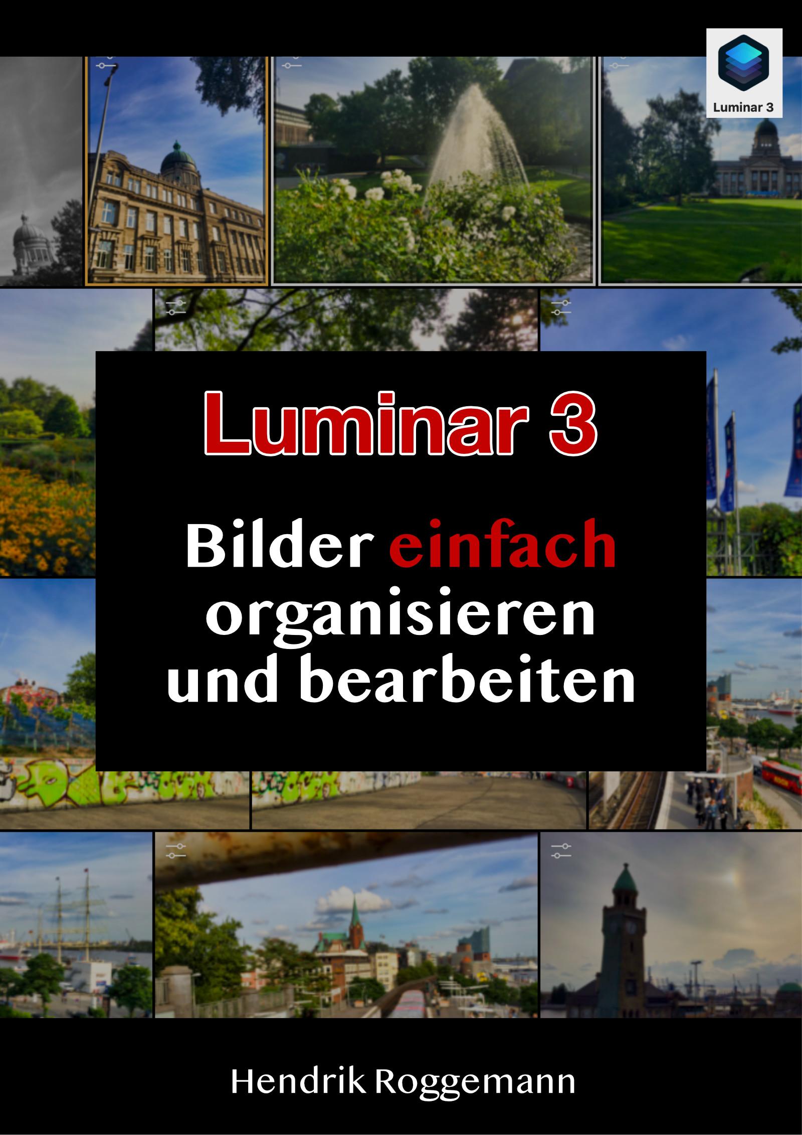 Coverbild Luminar 3 E-Book