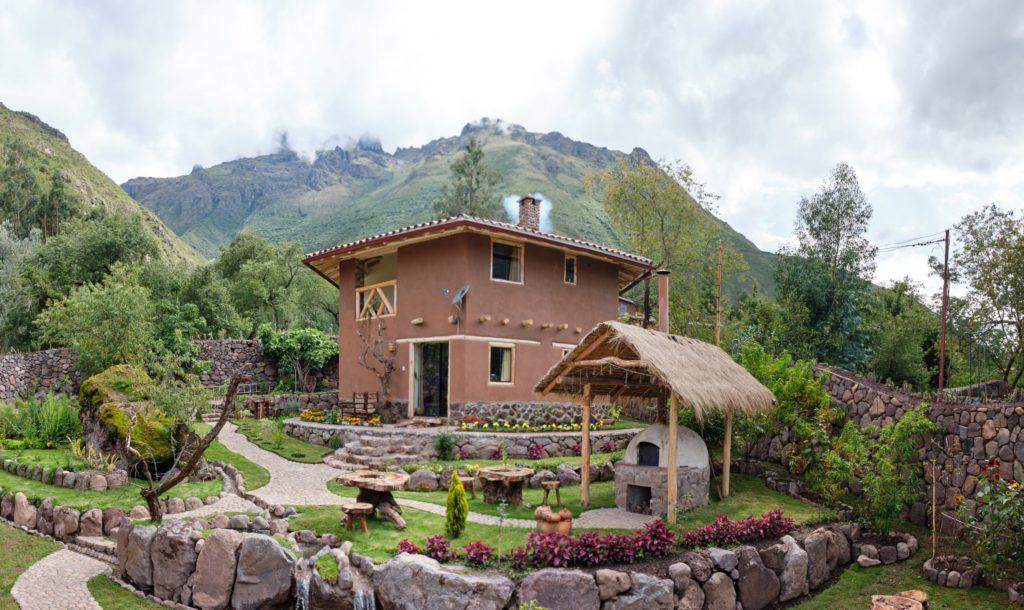 hotelfotograf in peru - anwesen panorama