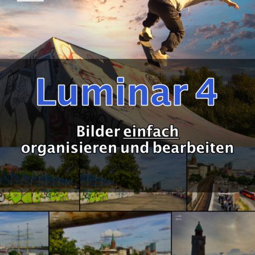 Luminar 4 Buch Titel Roggemann