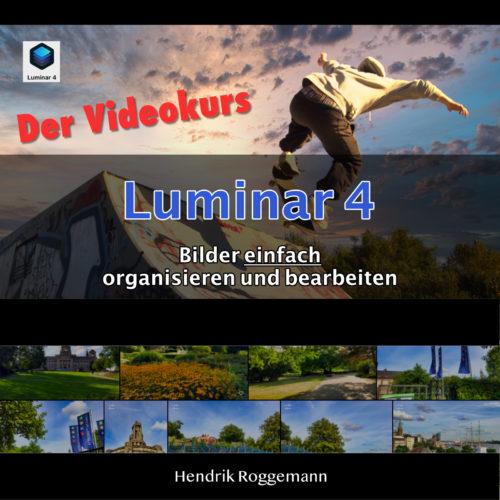 Luminar 4 Videokurs-Titel